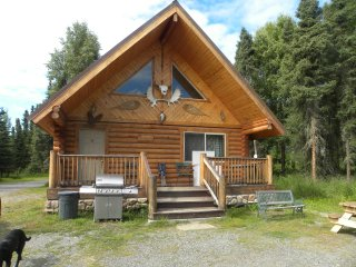 Two Bed Room Log home Kenai River - Kenai vacation rentals