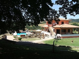 4 bedroom/3bathroom Villa with 12x6m Swimming Pool - Castel Giuliano vacation rentals