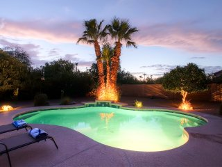 Pristine Recently Updated 4BR Scottsdale House w/Wifi, Gas Grill, Heated Outdoor Pool & Covered Patio - Easy Access to Dining, Shopping, Outdoor Activities & More! - Scottsdale vacation rentals