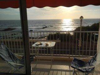 Balcon vue mer superbe, parking, wifi, garage vélo - Les Sables-d'Olonne vacation rentals