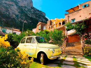 Casale Villarena Deluxe Sea View Apartment - Sorrento vacation rentals