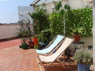 SPECIAL PENTHOUSE ADSL FREE  HUTB-005565 - Barcelona vacation rentals