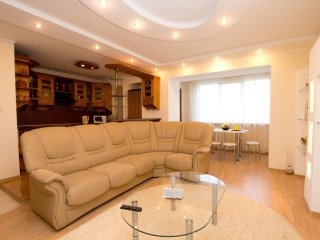 Perfect Condo with Central Heating and Television - Bobrujsk vacation rentals