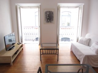 City Center Two Bedroom & Terrace - Lisbon vacation rentals