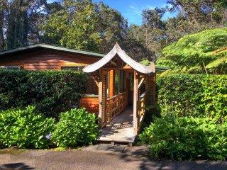 "Kahi Malu, ""The-Place Peaceful"" in Hawaiian - Volcano vacation rentals"