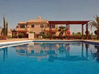 Hacienda del Álamo Golf Resort - 3 bed community - Fuente alamo de Murcia vacation rentals