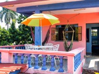 Casa Santa Fe - Studio A near beach, Havana, Cuba - Havana vacation rentals