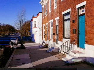 Private Room and Bath In Renovated Canton Rowhouse - Baltimore vacation rentals
