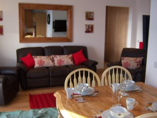 cotage with private hottub, wifi, full sky tv - Dalbeattie vacation rentals