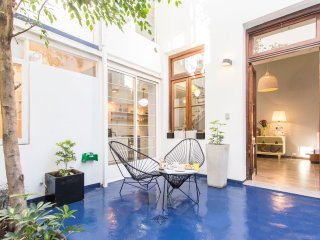 PATIO & TERRACE APARTMENT IN PALERMO - Buenos Aires vacation rentals