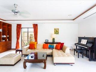 Private pool 3 bedroom villa in Bang Tao Residence - Bang Tao vacation rentals