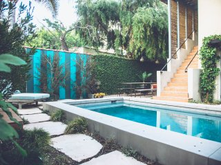 WeHo Silent Poolside Retreat - Luxury GH - West Hollywood vacation rentals