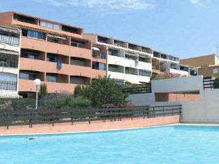 Cap d'Agde F2 duplex a louer en colocation - Cap-d'Agde vacation rentals