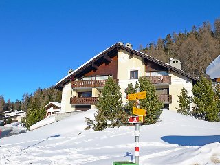 3 bedroom Apartment in Silvaplana Surlej, Engadine, Switzerland : ref 2298398 - Surlej vacation rentals