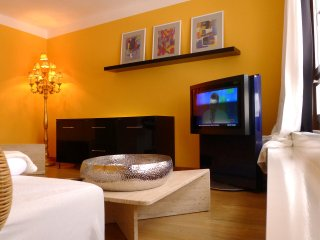 Golden Eye - chamring view into pedestrian area - - Zurich vacation rentals