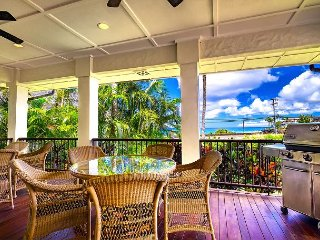 Makala'e: Luxurious 5 bed/5 bath Ocean View Villa! - Koloa vacation rentals