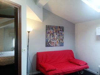 Bright attic near historical center - Parma vacation rentals