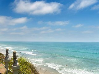 Charming Romantic Oceanfront Rental Designer Decorated & A/C Equipped - Encinitas vacation rentals