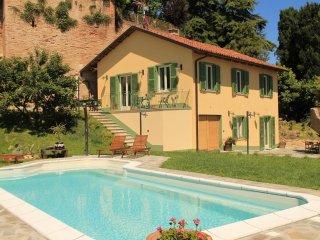 Casa di campagna con vista panoramica. 8 persone - Montafia vacation rentals
