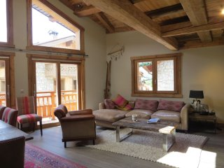 Luxury catered chalet 150m from ski lifts lifts - Courchevel vacation rentals