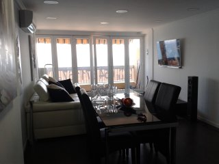 Wonderful modern apartment  overlooking the  beach - Almunecar vacation rentals