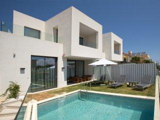New VILLA S by S&K VILLAS - 150 metres from beach - Galatas vacation rentals