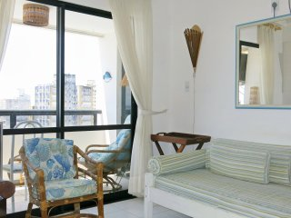 1-bedroom with sea view in Barra - Salvador vacation rentals