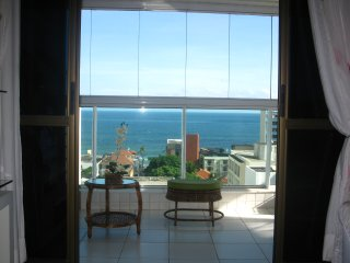 2-bed with sea view close to Barra beach - Salvador vacation rentals