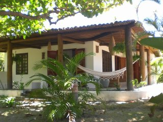 Exotic Beach House in Imbassai - Praia Imbassai vacation rentals