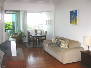 Great sea view, 2bed at the Barra Light house - Salvador vacation rentals
