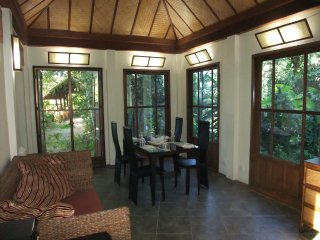 Baan Sammi Nature Resort — Lakeside Plumeria Home in Nature - Chiang Mai vacation rentals
