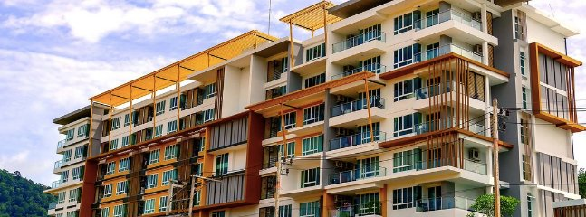 Centrally Located Phuket Apartment - Image 1 - Kathu - rentals