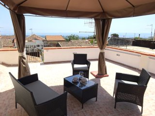 Beautiful House with Television and Central Heating - Mascali vacation rentals