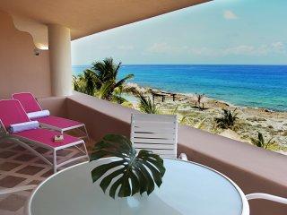 2Bdr. Ocean view Puerto Aventuras Riviera Maya B4 - Puerto Aventuras vacation rentals