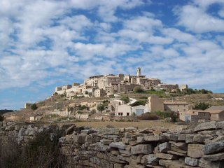 Comfort and great views in rural Catalonia - Fores vacation rentals