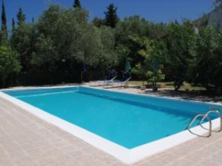 Villette in residence with pool and panoramic view - Altavilla Milicia vacation rentals