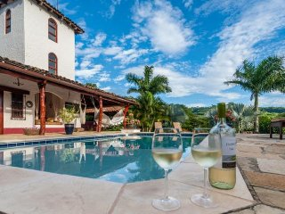 Romantic Poolside Room at Chilamate Horse Ranch - Playa Yankee vacation rentals
