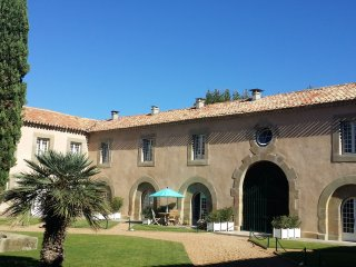 South of France 3 Bdrm with 3 Terraces and Pool - La Redorte vacation rentals