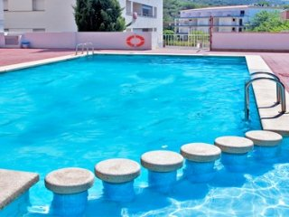 1484 Apartment with pool! - Llanca vacation rentals
