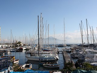 Lovely rooftop flat in Santa Lucia - Naples vacation rentals