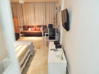 Studio econômico Copa ao lado do metro 203 - Rio de Janeiro vacation rentals