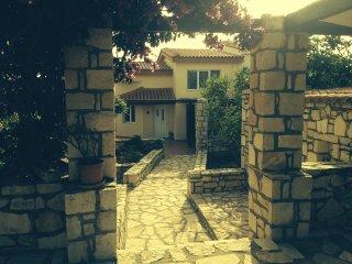 Villa Danae quite area,pool,big garden & terrace - Rethymnon vacation rentals