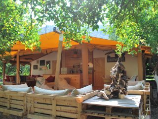 Eco glamping the Compound, Campo Portakal Cirali - Cirali vacation rentals