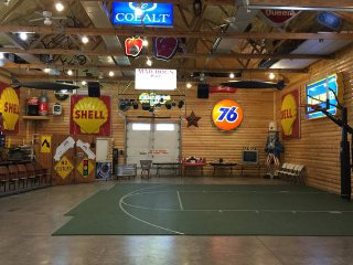 Premier: Ultimate Mancave/Party Barn + Cabin - Noblesville vacation rentals