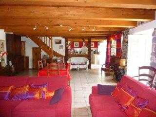 MAISON DE CHARME SPACIEUSE & CHALEUREUSE - Besse-et-Saint-Anastaise vacation rentals