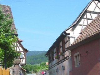 3 bedroom House with Internet Access in Niedermorschwihr - Niedermorschwihr vacation rentals