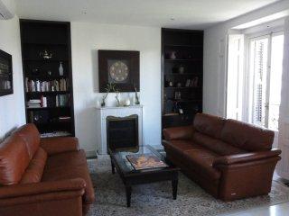 DELIGHTFUL, MODERN APT  STUNNING VIEW, GREAT AREA - Madrid vacation rentals