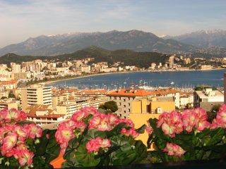 Location Vacances Corse, Climatisé 2 chambres, Vue - Ajaccio vacation rentals