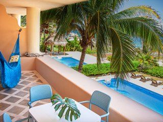 2BR Apartment with ocean view B2 - Puerto Aventuras vacation rentals