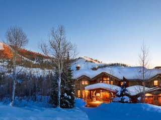 Most Luxurious Slopeside Home- Gold Mine Lodge - Steamboat Springs vacation rentals